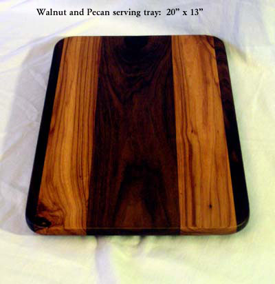 Pecan Wood Furniture on Table In Fact We Ll Use Pecan In Almost Anything We Like It That Much