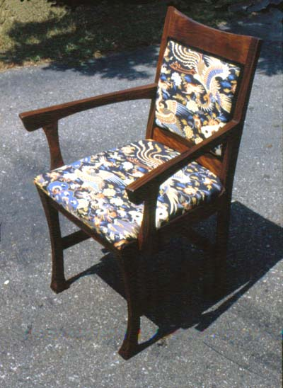 UPHOLSTERING A DINING ROOM CHAIR Chair Pads Cushions
