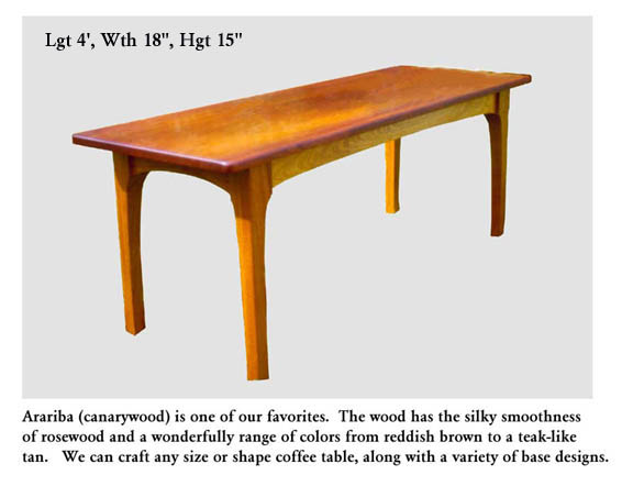 Return to home for Coffee tables 18 inches wide